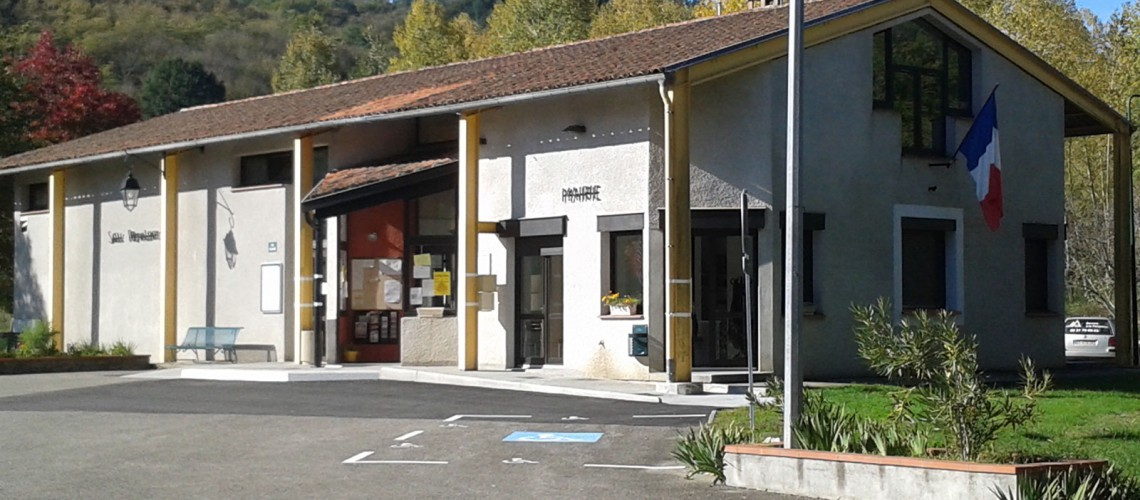 Village de Loubières